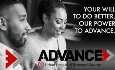 Work for the Urban League of Broward County